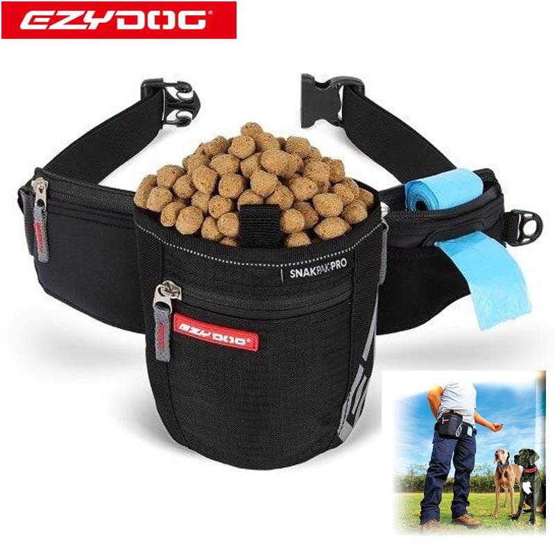 機能充実 プロ使用の犬用トリーツバッグ オーストラリア EZYDOG社 イージードッグ 犬用 おやつ入れ トリーツポーチ ドッグ アウトドア スナックパックプロ 在庫限り 店