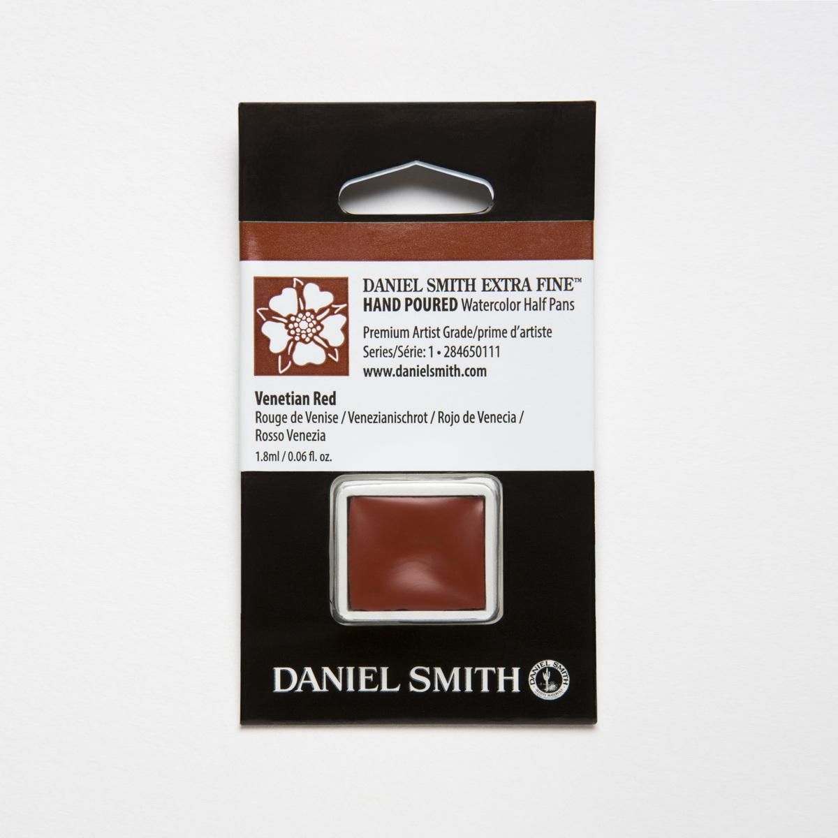 DANIEL 激安セール SMITH 低廉 ベネチアンレッド Venetian Red ハーフパン ダニエル スミス 水彩絵具