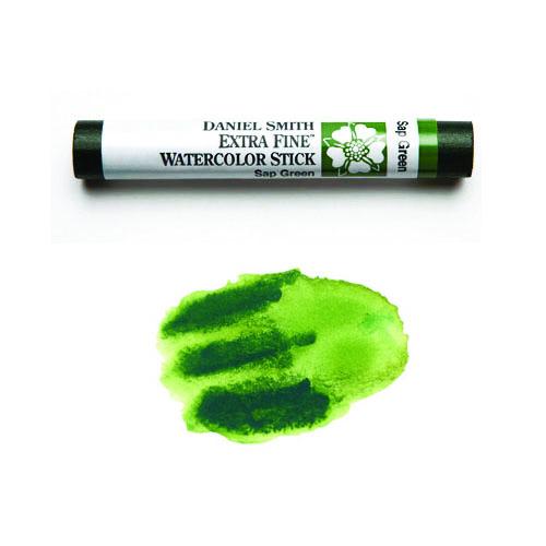 特売 DANIEL SMITH サップグリーン Sap Green スミス 限定特価 スティック 水彩絵具 ダニエル 12ml