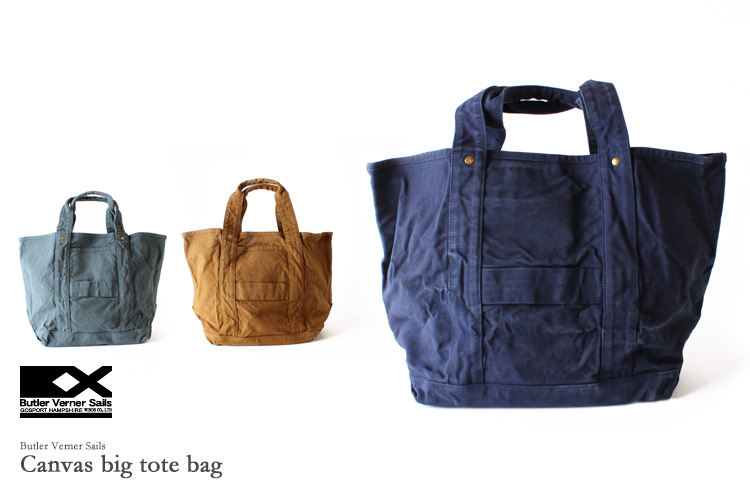 ■ Butler Verner Sails mens ladies tote bag no. 6 canvas バトラーバーナーセイルズ bag satchel bag 130206 _ free fs3gm130206_point 10P28oct13