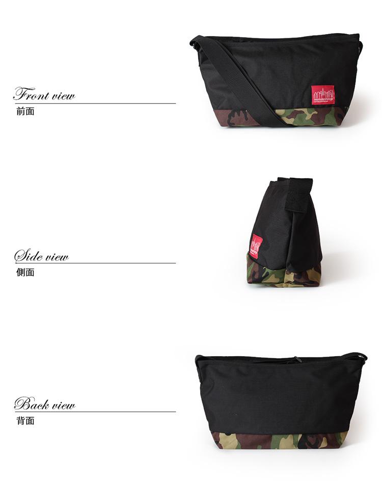 ■男子的女子的Manhattan PortageマンハッタンポーテージメッセンジャーバッグショルダーバッグFlatbush Messenger Bag MP1631 130206_point