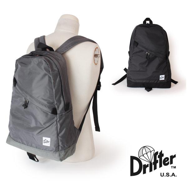70588c38bd5 ★ drifter Drifter rucksack rucksack backpack day pack pack cross nylon  Urban hiker PACK CLOTH NYLON URBAN HIKER DFV1450 during the 10%OFF coupon  ...