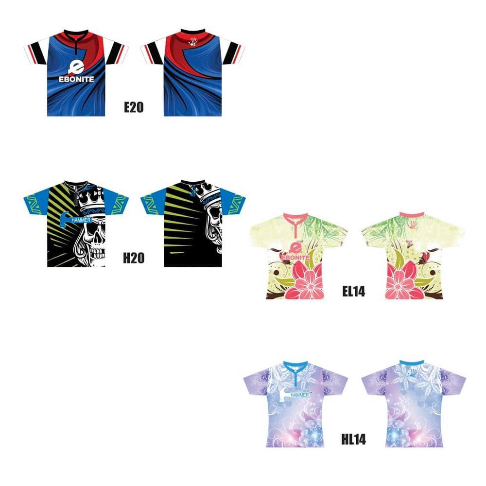 【EBONITE】【HAMMER】ハイファイブシャツ E20~H20、EL14~HL14ネコポス可(代引き除く)
