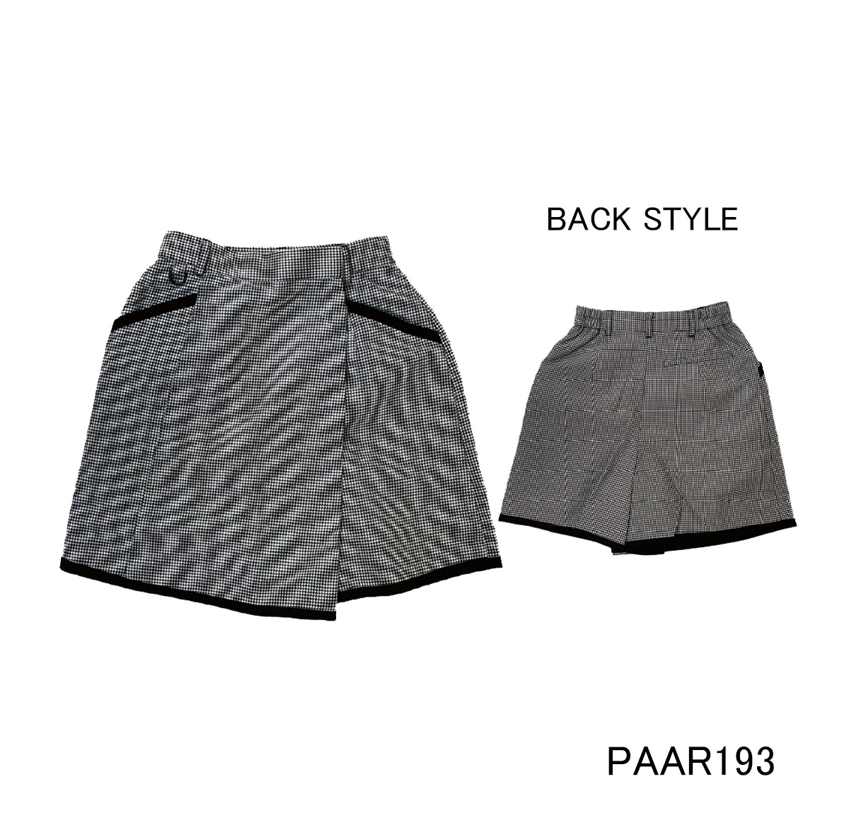 ■ABS ウェア■ 【受注生産品】【ABS】PAAR193 ラップキュロット