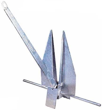 ダンフォース ハイテンシルアンカー5H/2.3kg