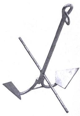 AMAフィッシングアンカー2-12kg