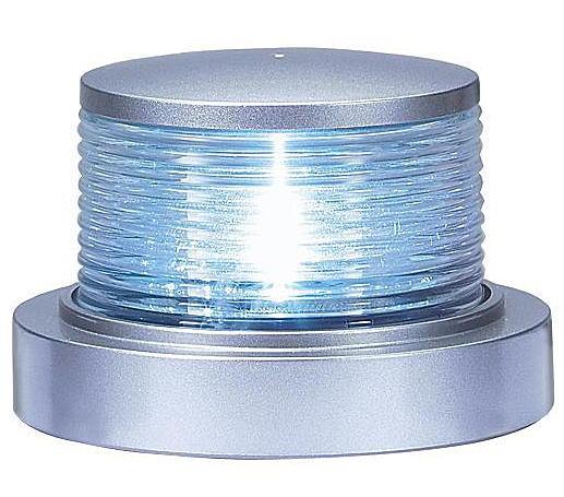LED 航海灯 白灯 第2種 小糸製作所 MLA-4AB2S シルバー 小型船舶 JCI検査 検定品