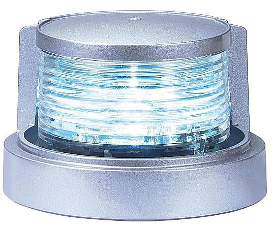 LED 航海灯 マスト灯 第3種 小糸製作所 MLM-4AB3S シルバー 小型船舶 JCI検査 検定品