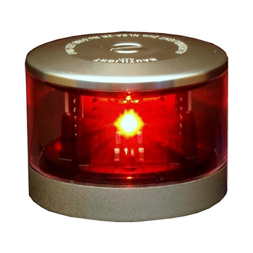 LED 航海灯 航海灯 紅灯 赤灯 第2種 伊吹工業 伊吹工業 NLSA-2R 検定品 小型船舶 JCI検査 検定品, モンベツチョウ:442d18fa --- officewill.xsrv.jp
