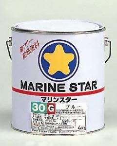 船底塗料 マリンスター30G 4kg
