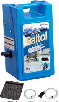 ワイズギア ソルトル 船外機電動洗浄キット
