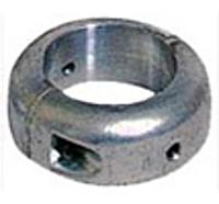 90mm シャフト亜鉛 ペラ亜鉛 二つ割型 ジンク NIKKO-W90