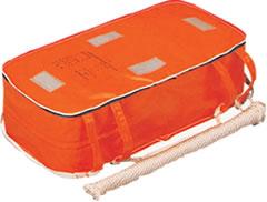 救命浮器 FTM-4Y 定員4名 国土交通省型式承認品 小型船舶用救命浮器