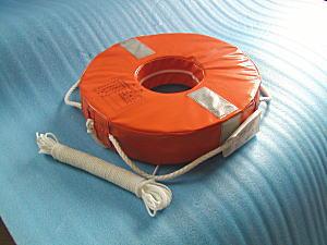 救命浮環 TSR-400 10個まとめてセット 小型船舶JCI船舶検査 法定備品