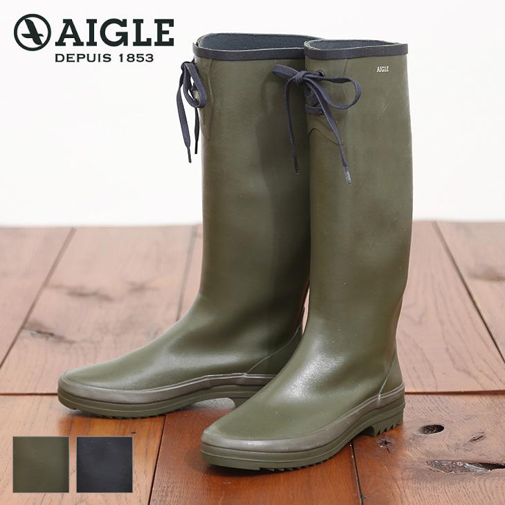 【セール除外商品】AIGLE(エーグル)MISS MARION (2色)【レディース】【ZZF8419】【ミスマリオン】【長靴】【レインブーツ】【レイングッズ】