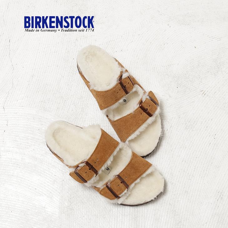 【セール除外商品】BIRKENSTOCK(ビルケンシュトック) ARIZONAスエードレザー (1色)【PL】【TAG】【アリゾナ】【ファー】