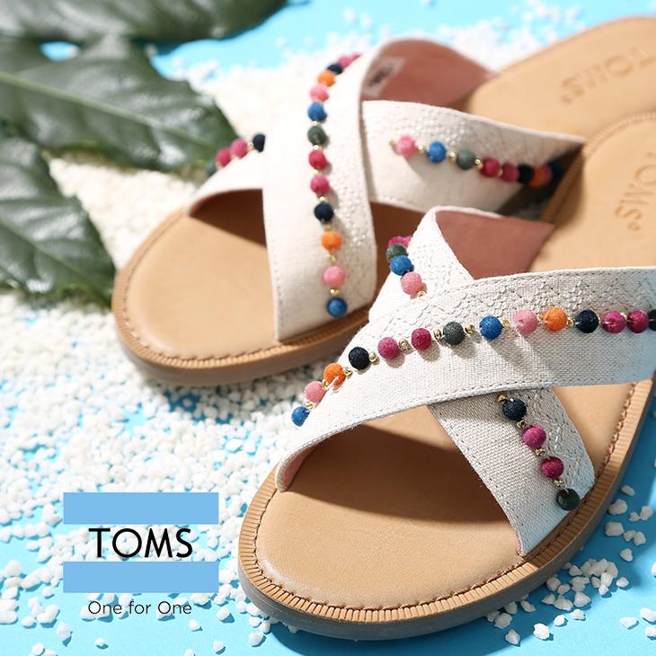 【セール除外商品】TOMS(トムス) VIV(1色) 【レディース】【靴】【サンダル】【10011775】