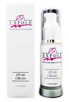 【一番お得!】EXFOLE OP-68 フェースクリーム