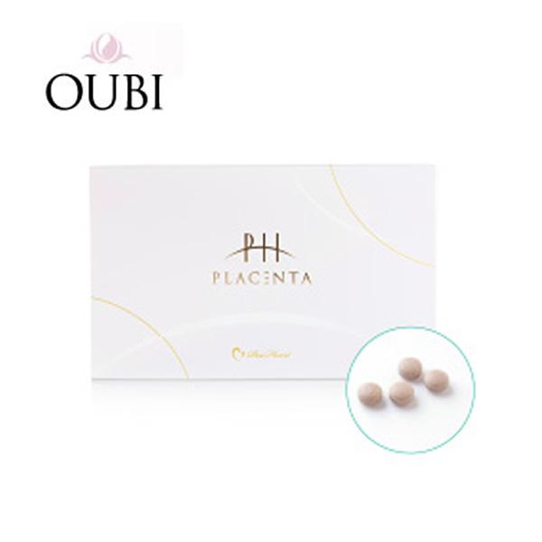 【あす楽】【クーポンあり♪】OUBI PHプラセンタ 業界初!豚&馬プラセンタ採用サプリメント