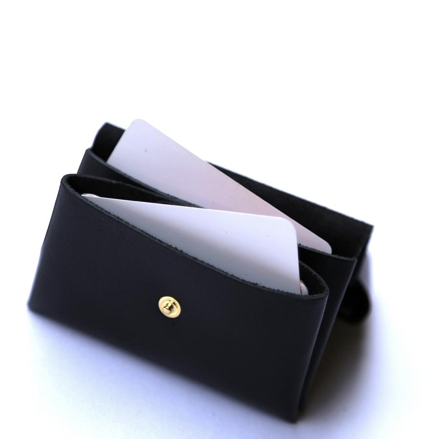 日本製 本革 カードケース レザー 革 メンズ レディース カード名刺入れ 名刺 国産 国内生産 はぎれ 革はぎれ 余剰品 スリム 製造現場の