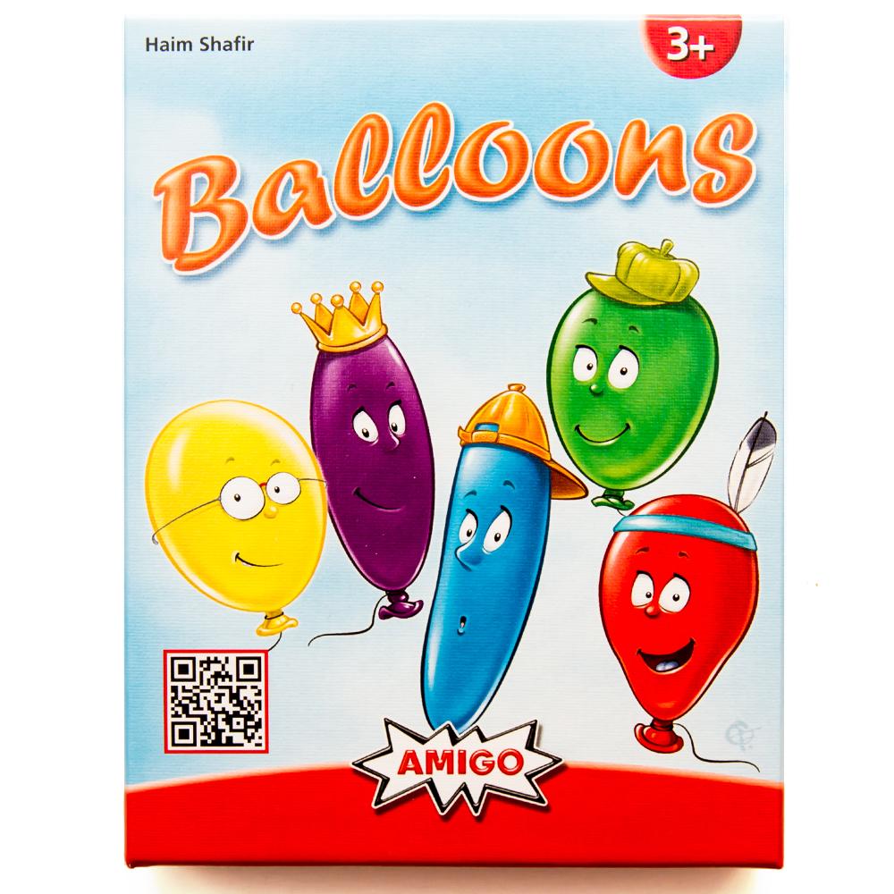 ボードゲーム 商い カードゲーム バルーンズ Balloons アミーゴ 期間限定で特別価格 AMIGO