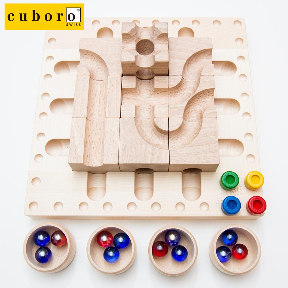 キュボロ トリッキーウェイ/cuboro tricky ways