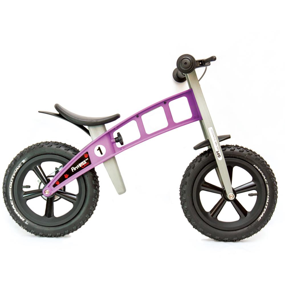 FirstBIKE/ファーストバイク CROSS「VIORET」【ブレーキ付きバランスバイク】