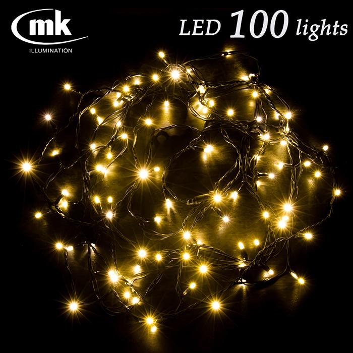 クリスマスツリーをおしゃれに!LED電飾のおすすめを教えて