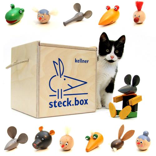 ケルナースティック「steck.box」木箱入り【送料無料】