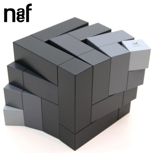 Naef キュービックス/Cubics「モノクロ」【送料無料】[Naef/ネフ社]