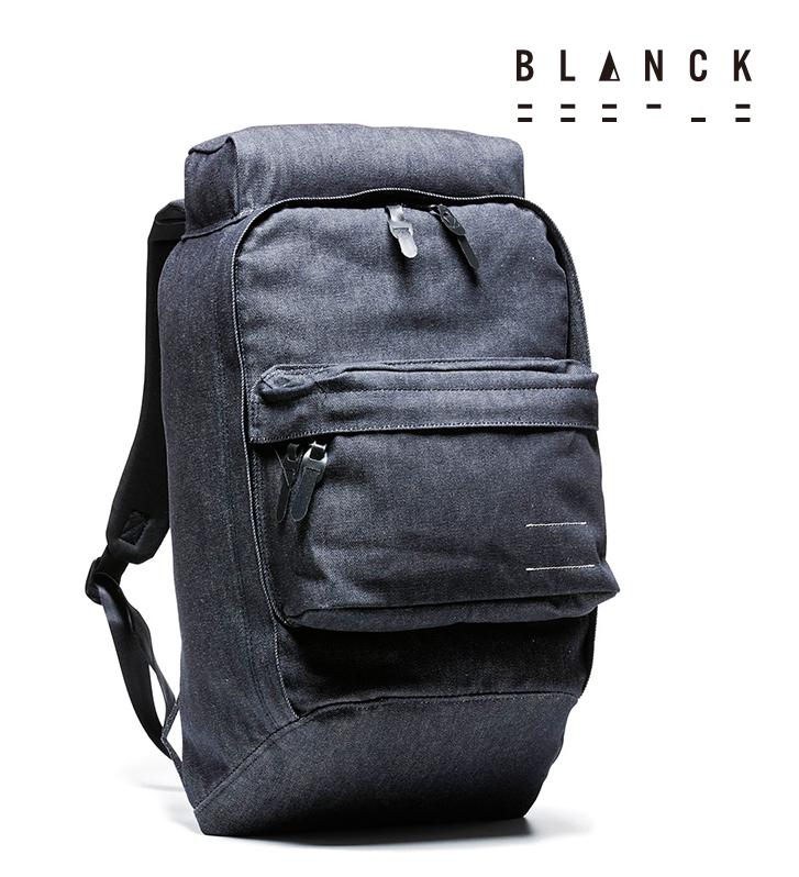 【BLANCK】アウトレット メンズ デニム バックパック リュック 訳あり プライスダウン ブランク 20103 made in japan 日本製, アムベスト f38f657d