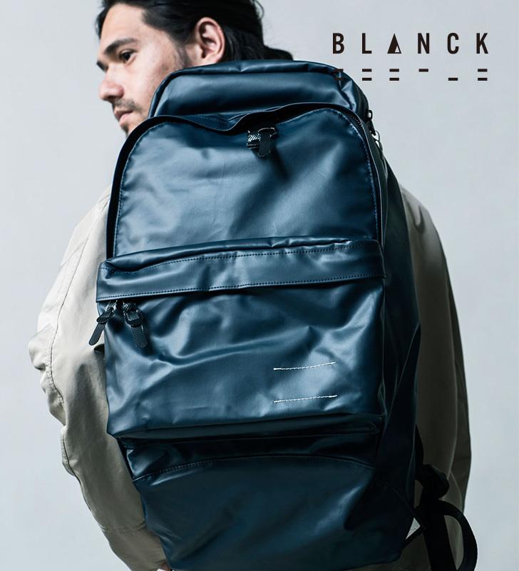 【BLANCK】アウトレット メンズ バックパック 防水 訳あり プライスダウン ブランク 20132 made in japan 日本製