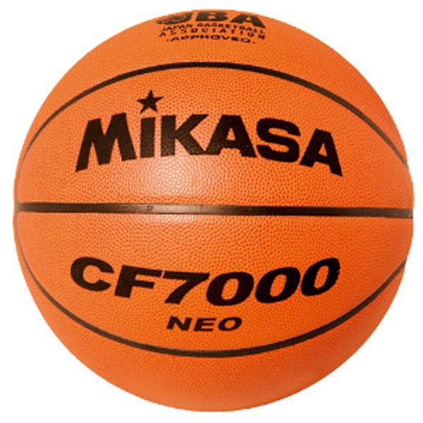 ミカサ(MIKASA) バスケットボール検定球7号 CF7000NEO バスケット ボール 14SS
