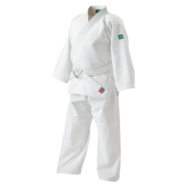 KUSAKURA(クザクラ) 太めサイズ用大和錦柔道衣 JSY15L 武道着 15SS