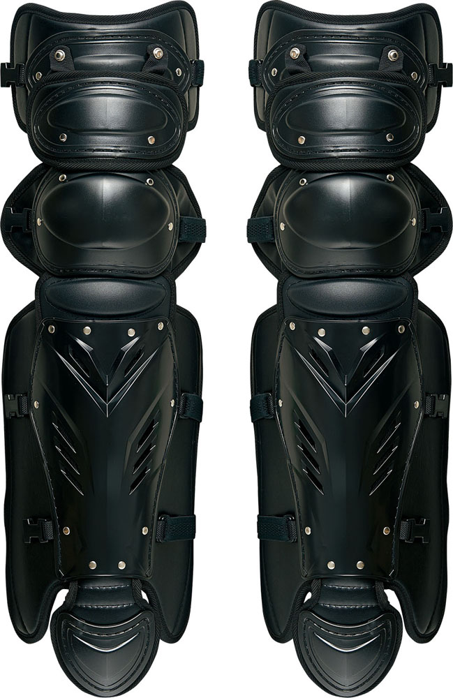 ZETT(ゼット) BLL1265 1900 野球 プロステイタス 硬式用レガーツ ブラック 16SS