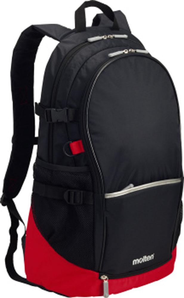 モルテン 買い取り Molten LA0013KR サッカー バックパック 黒×赤 16SS 当店は最高な サービスを提供します バック