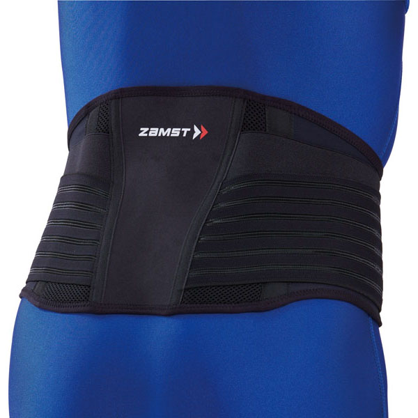 ザムスト(ZAMST) 383701 腰サポーター ZW-7 Sサイズ 17SS