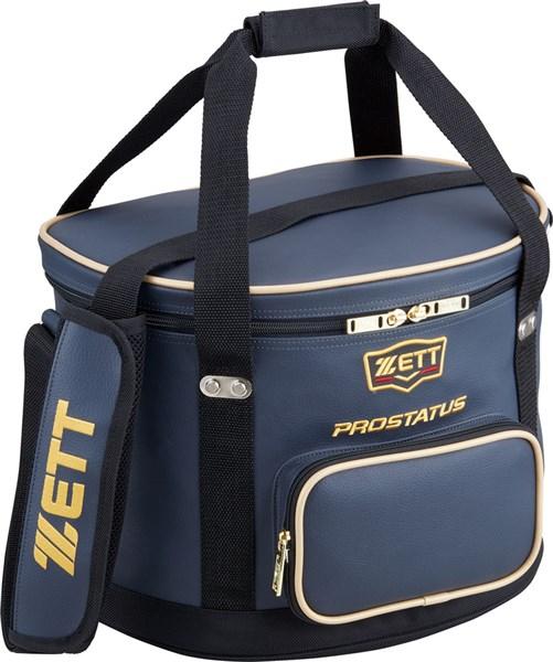 ZETT(ゼット) BAP217 3000 野球 バック PROSTATUS(プロステイタス) ボールケース 17SS