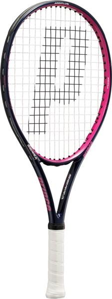Prince(プリンス) 7TJ052 ジュニア 硬式テニス用ラケット(張り上げ) シエラ25(6~9歳向け) 17FW
