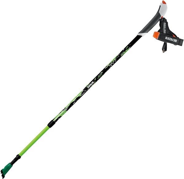 HATACHI(ハタチ) WH1331 37 スキーポール AGP アドバンスズーム2(2本組) 17SS