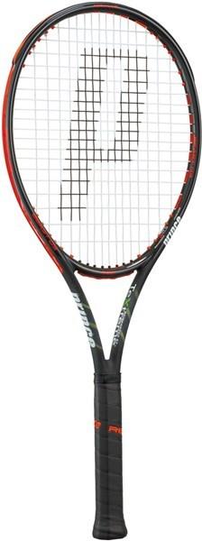 Prince(プリンス) 7TJ065 硬式テニス ラケット ビースト オースリー 100 280g ブラック×ビーストレッド 18SS