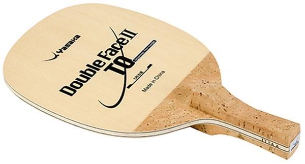 ヤサカ(Yasaka) W93 卓球 反転式ペンラケット ダブルフェイス TO 18SS