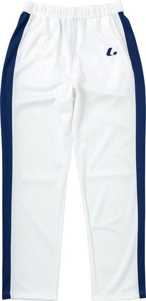 LUCENT(ルーセント) XLW5330  テニス ユニセックス ウォームアップパンツ ホワイト 17FW