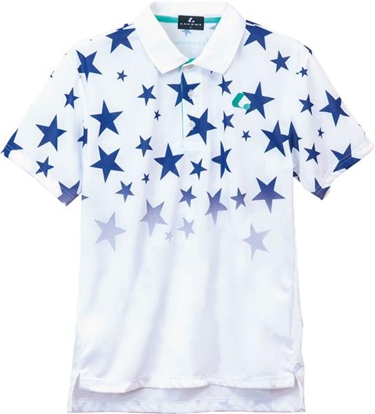 LUCENT(ルーセント) XLP8296 テニス ユニセックス ゲームシャツ ネイビー 18SS
