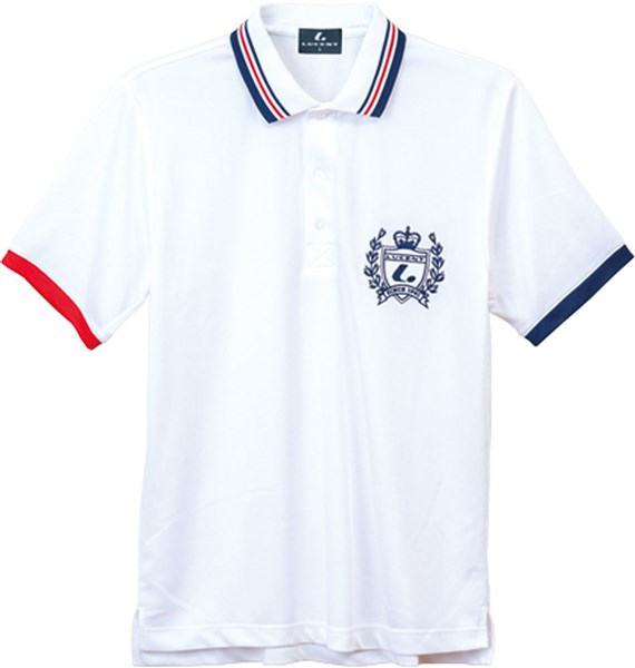LUCENT(ルーセント) XLP8330 テニス ユニセックス ゲームシャツ ホワイト 18SS