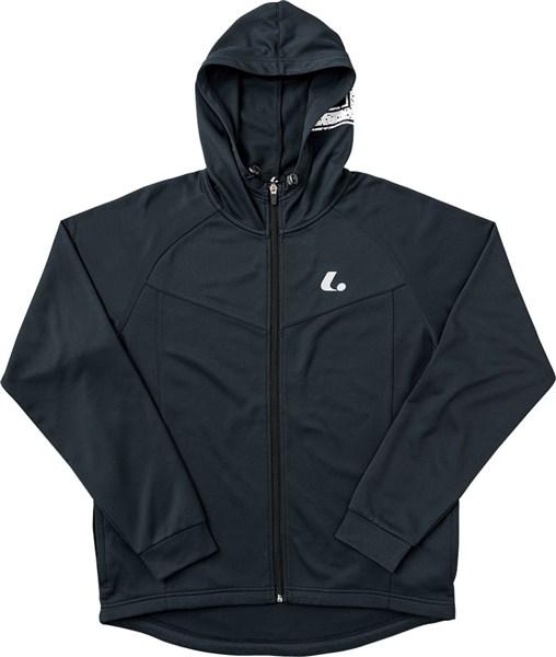 LUCENT(ルーセント) XLW4819 テニス ユニセックス ウォームアップパーカー ブラック 18SS