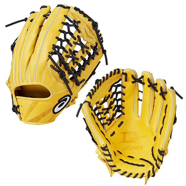 asics(アシックス)3121A214-201野球 グラブ 軟式<D-GROW> ディーグロウ外野手用 19SS 送料無料!, AAA net Shop fc619849