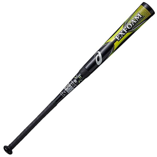 asics(アシックス)3121A265-001野球 一般軟式 バットEXFOAM19SS 送料無料!