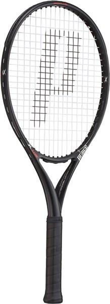 Prince(プリンス) 7TJ084 硬式 テニス ラケット エックス105 ブラック 270g 左利き用 フレームのみ 19SS Prince(プリンス) 7TJ084 硬式 テニス ラケット エックス105 ブラック 270g 左利き用 フレームのみ 19SS