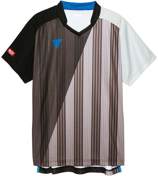 VICTAS(ヴィクタス) 031466 0020 卓球 ユニセックス ゲームシャツ V-GS053 18SS